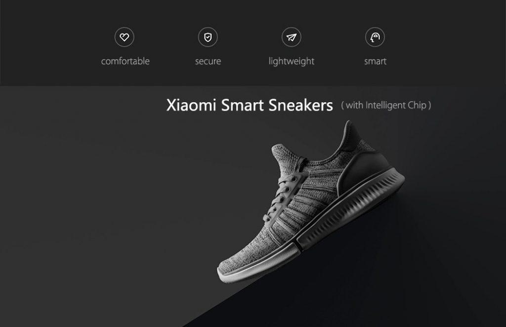 รองเท้าวิ่ง xiaomi mijia smart running