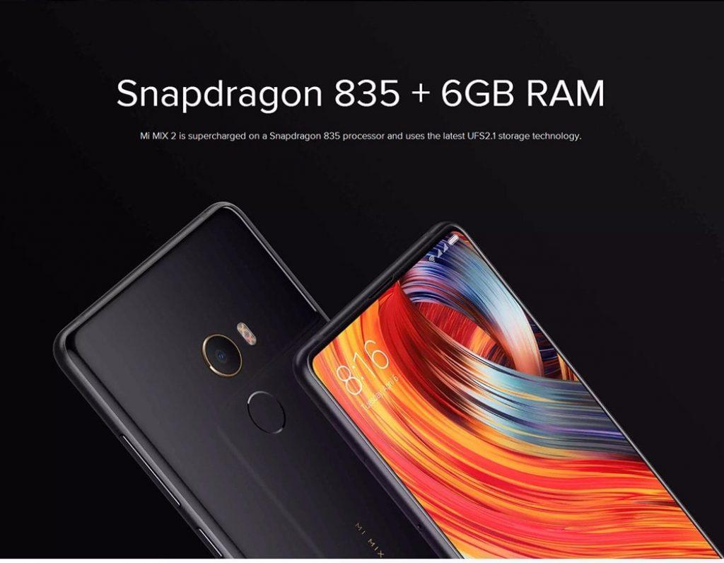 คูปองส่วนลด gearbest Xiaomi Mi Mix 2