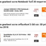 คูปองส่วนลด gearbest 30 พฤษภาคม 2018 อัพเดทล่าสุด