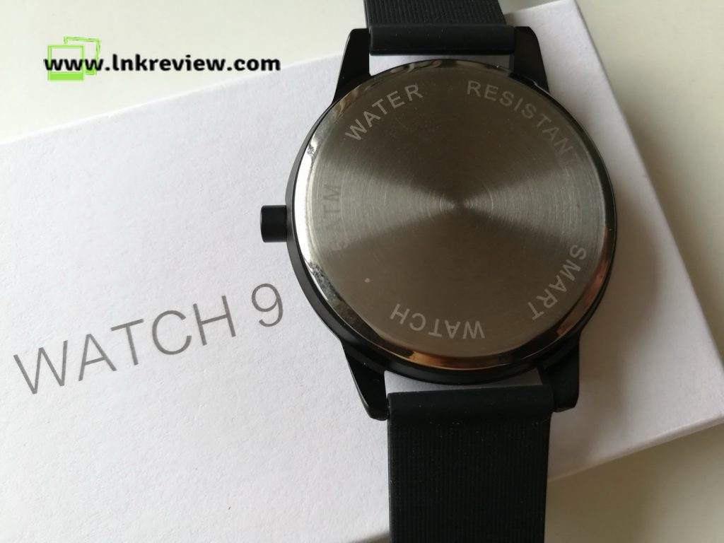 Review lenovo watch 9 smart watch