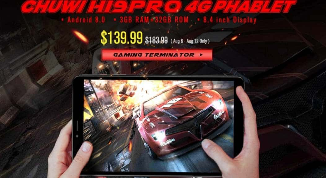 Chuwi Hi9 Pro CWI548 4G