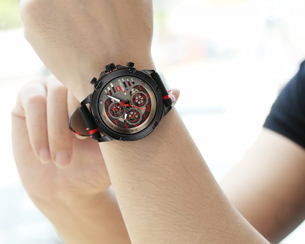 นาฬิกา NAVIFORCE Luxury