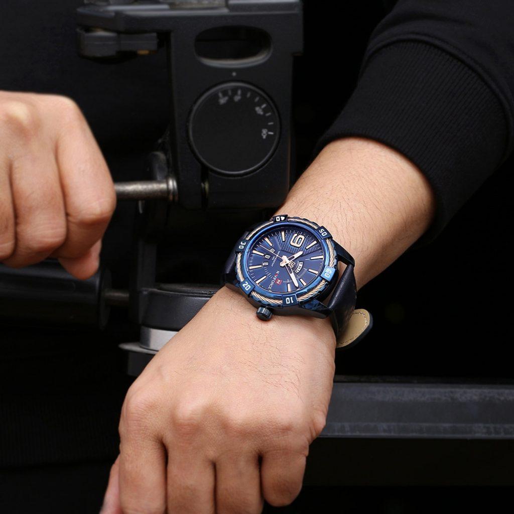 นาฬิกา Naviforc 9117L