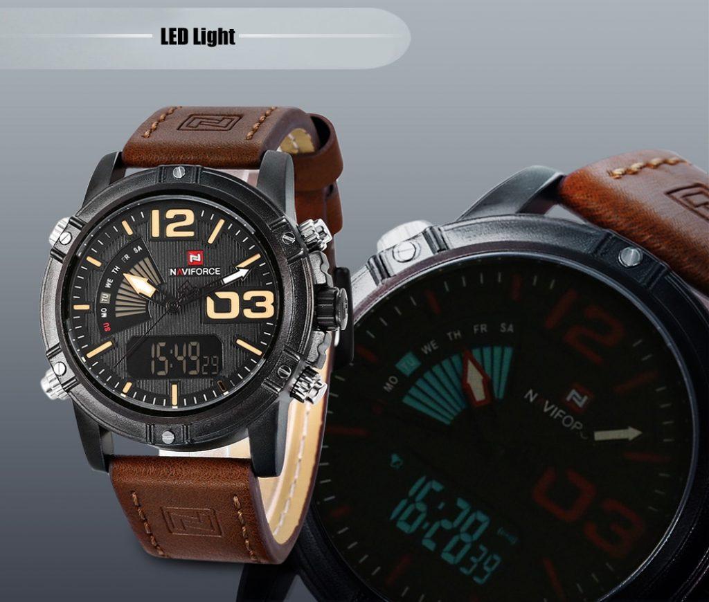 นาฬิกา NAVIFORCE NF9095M