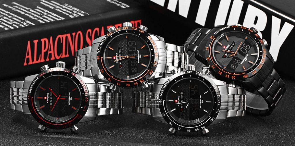 นาฬิกา NAVIFORCE NF9024