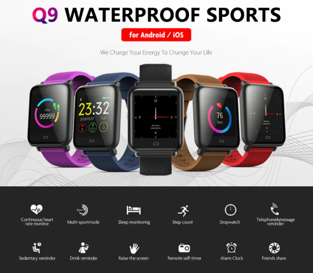 smartwatch ไม่เกิน 1000