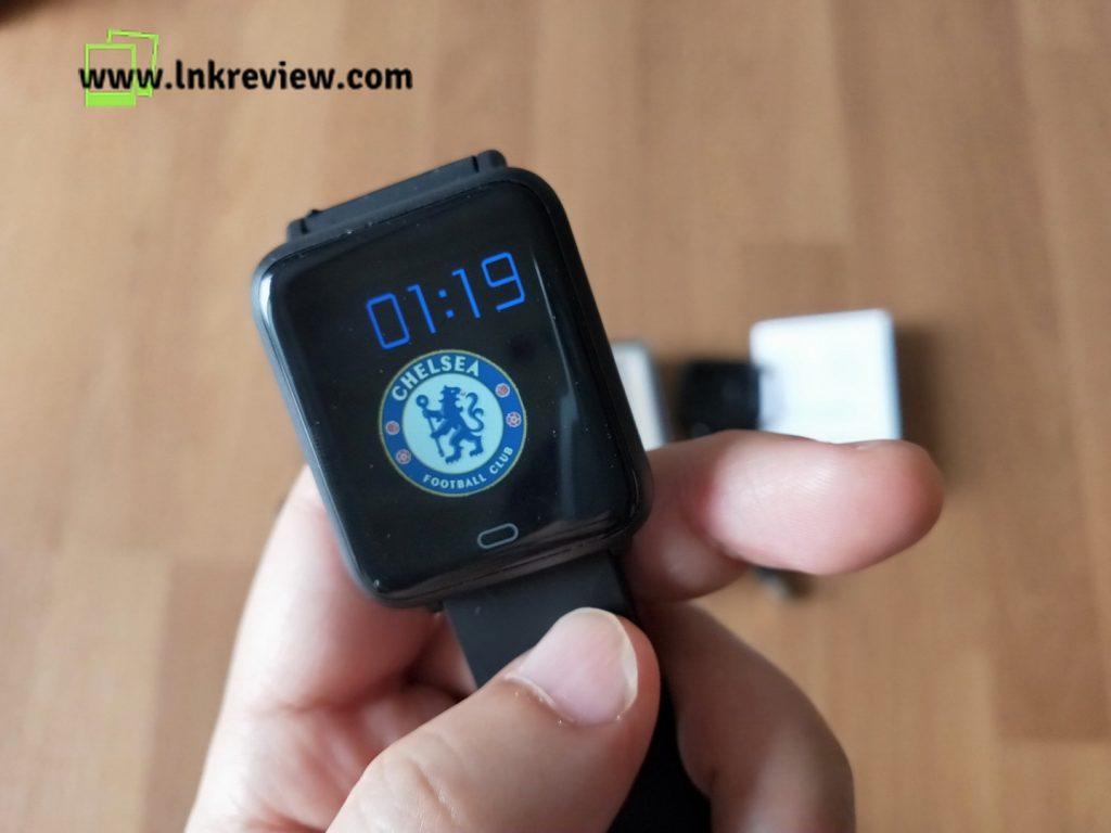 รีวิว smart watch ไม่เกิน 1000 บาท ยี่ห้อไหนดี คุ้มค่า วัดความดันเลือด