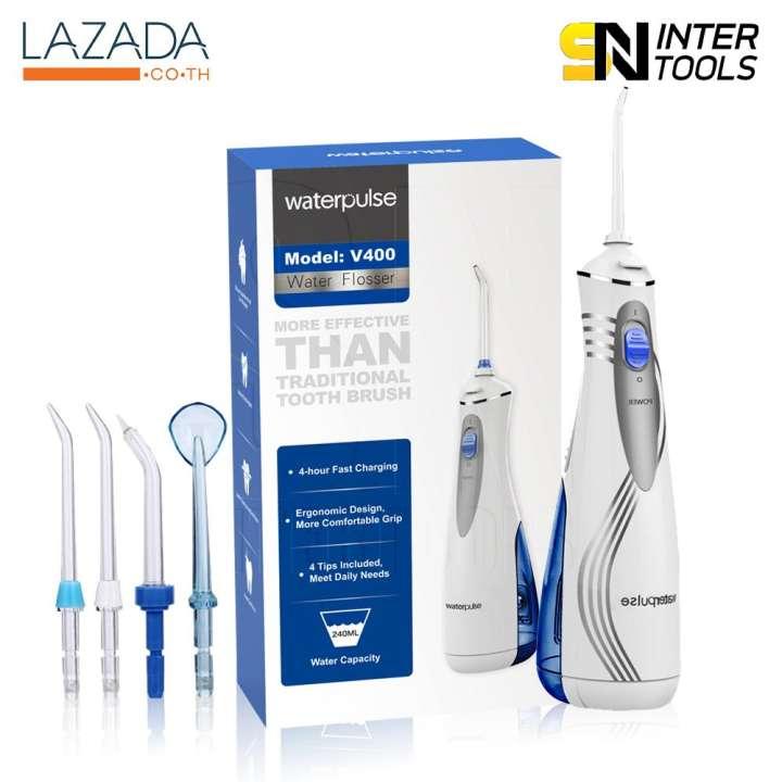 เครื่องขัดฟันพลังน้ำ