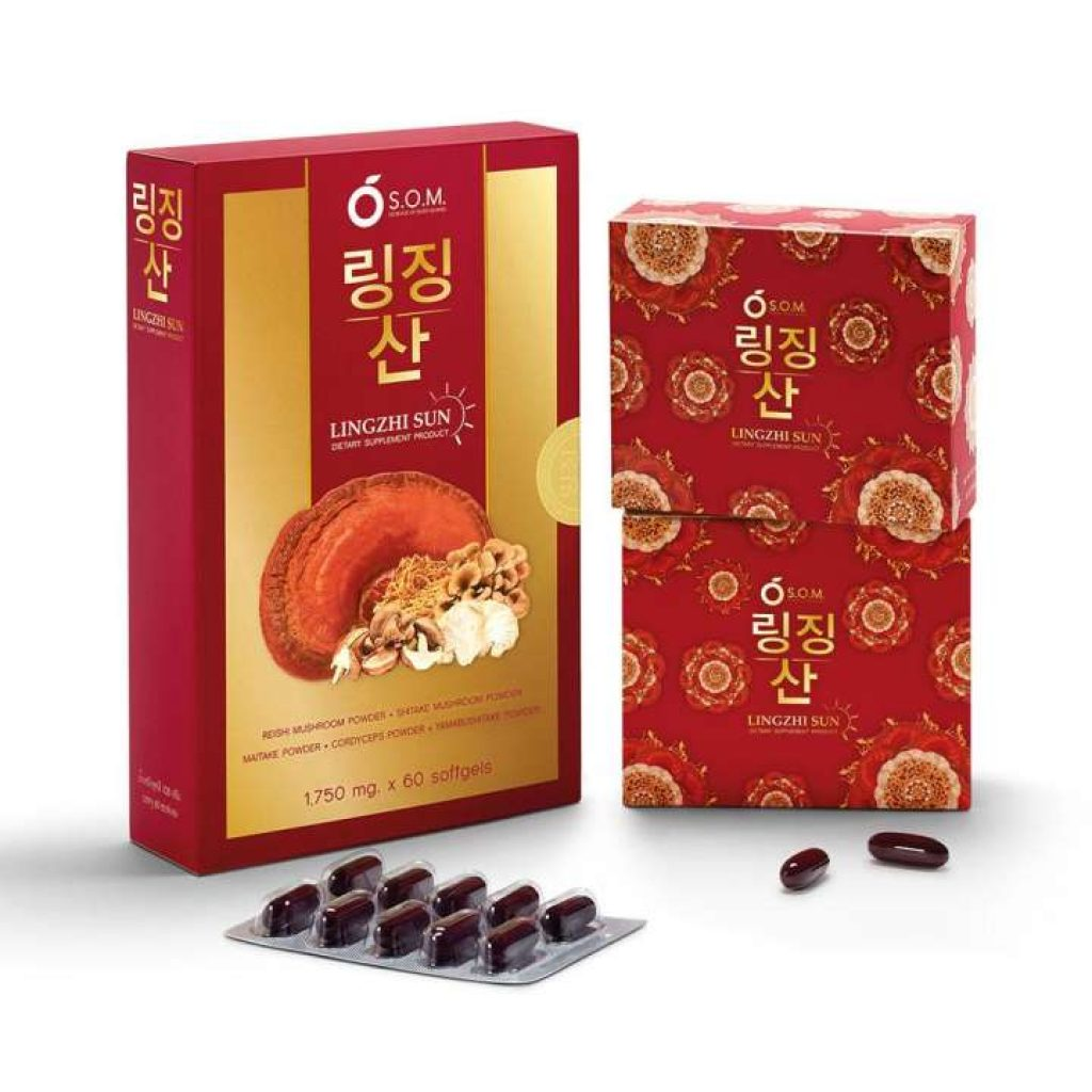 S.O.M. Lingzhi Sun หลินจือ ซัน