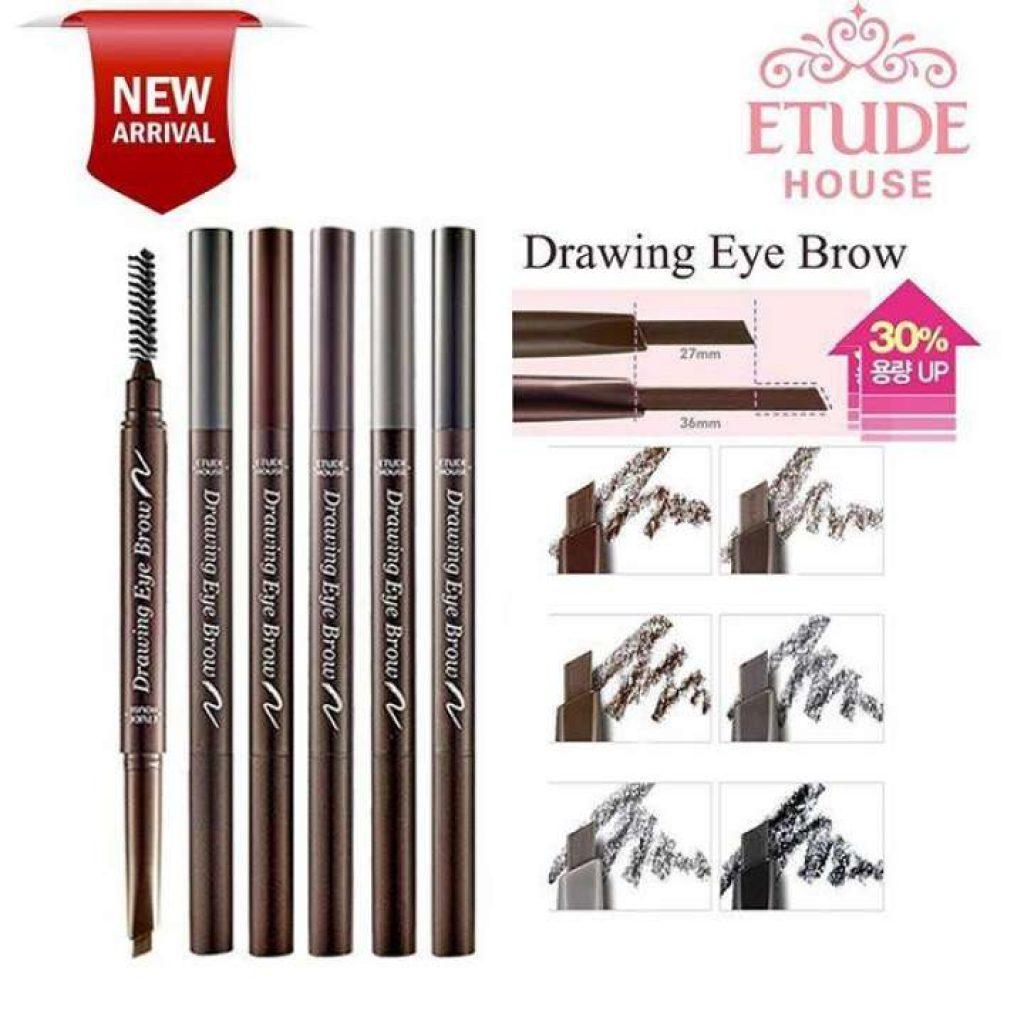 Sw Beauty ดินสอเขียนคิ้ว Etude house drawing eye brow