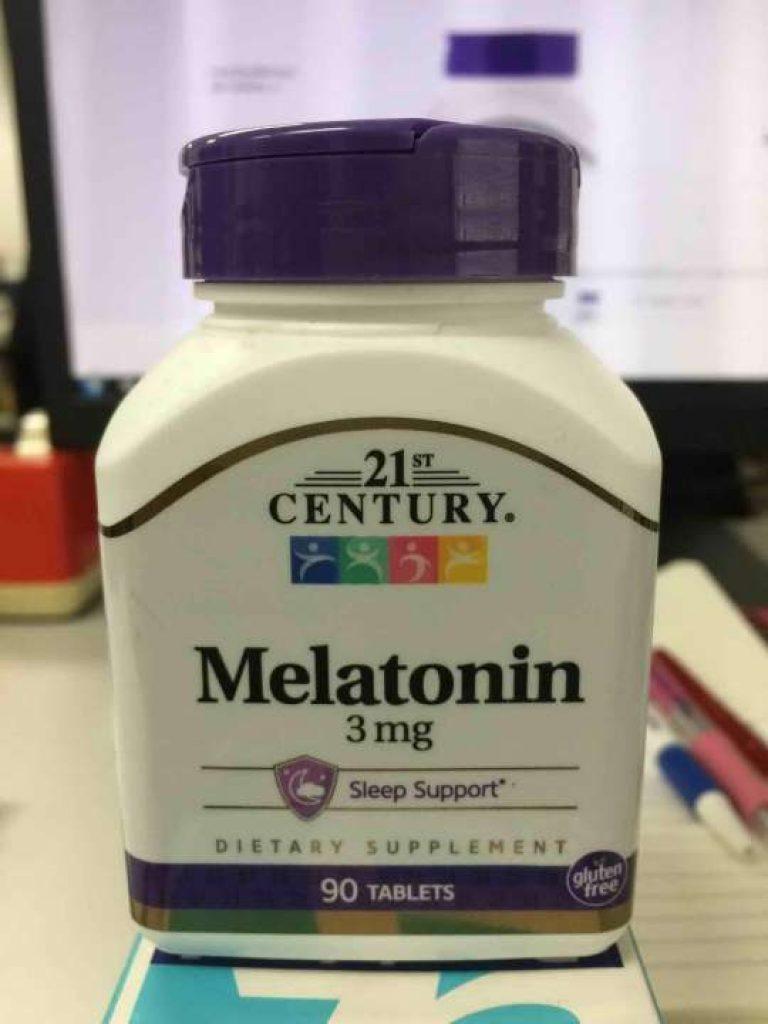 เมลาโทนิน 21st Century Melatonin
