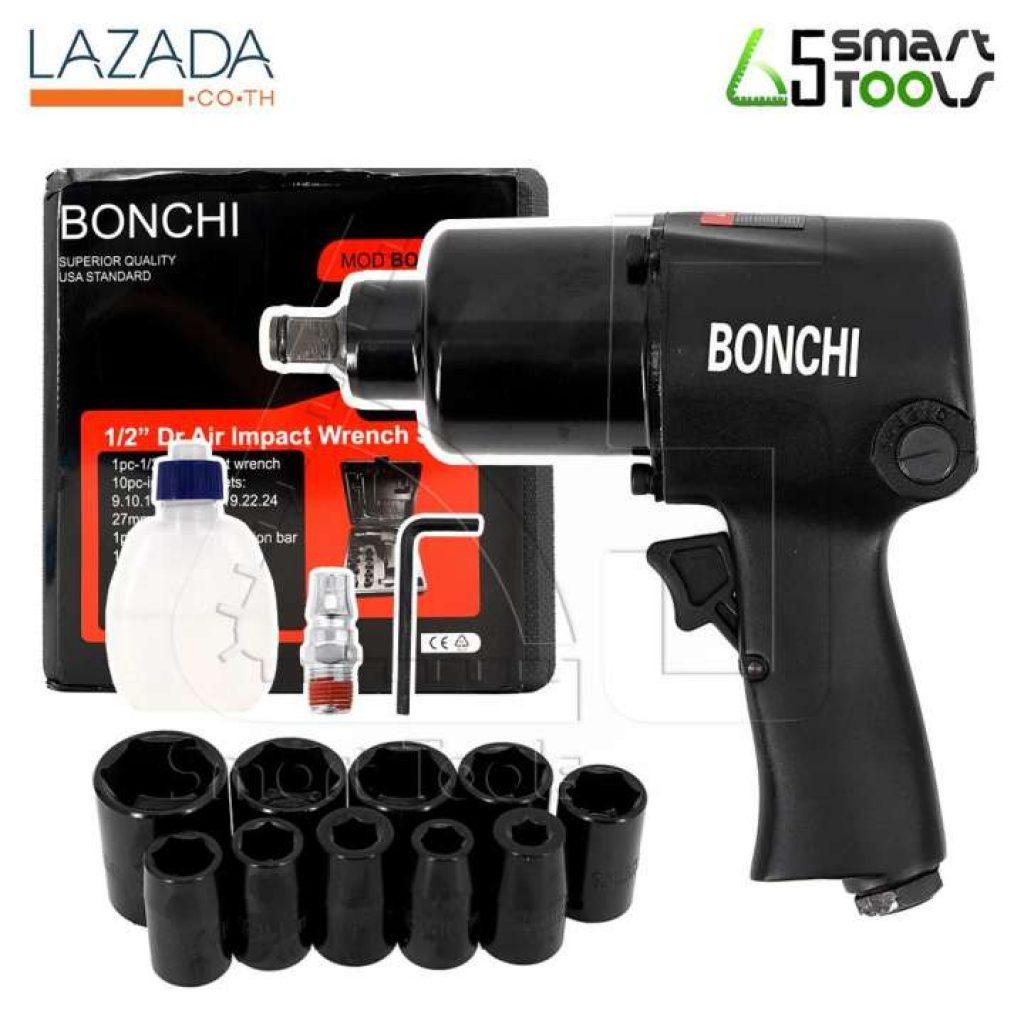 BONCHI บล็อกลม 1/2 นิ้ว รุ่น BC-101