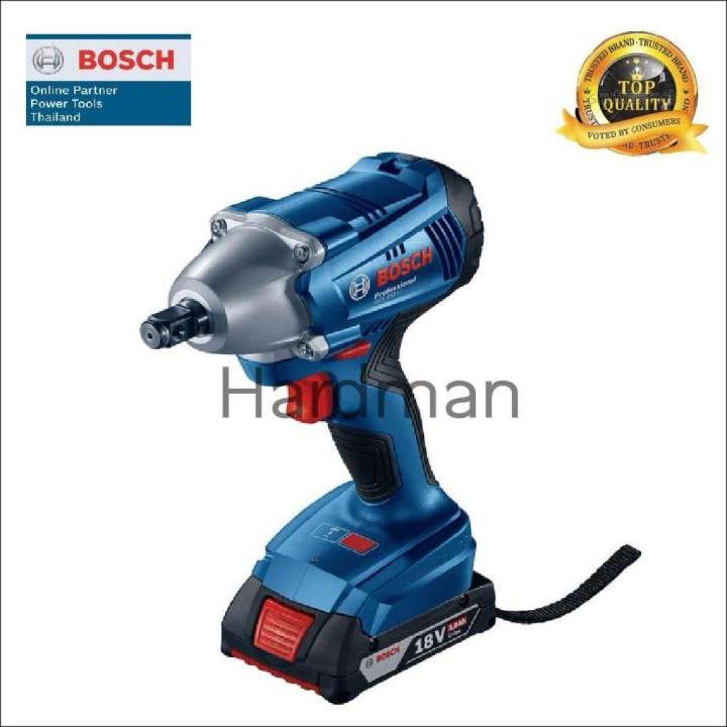 Bosch บล็อกไฟฟ้าไร้สาย Li-on 18V. บ๊อช GDS250