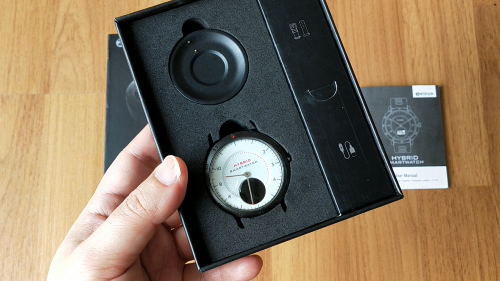 รีวิว Zeblaze HYBRID สมาร์ทวอทช์ 2 ระบบ Hybrid Smartwatch