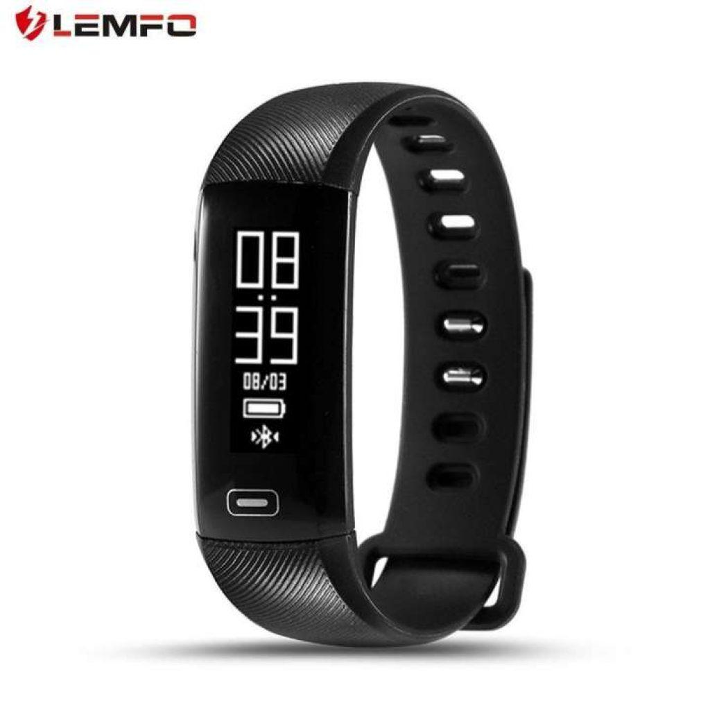 LEMFO R5PRO สายรัดข้อมือเพื่อสุขภาพ
