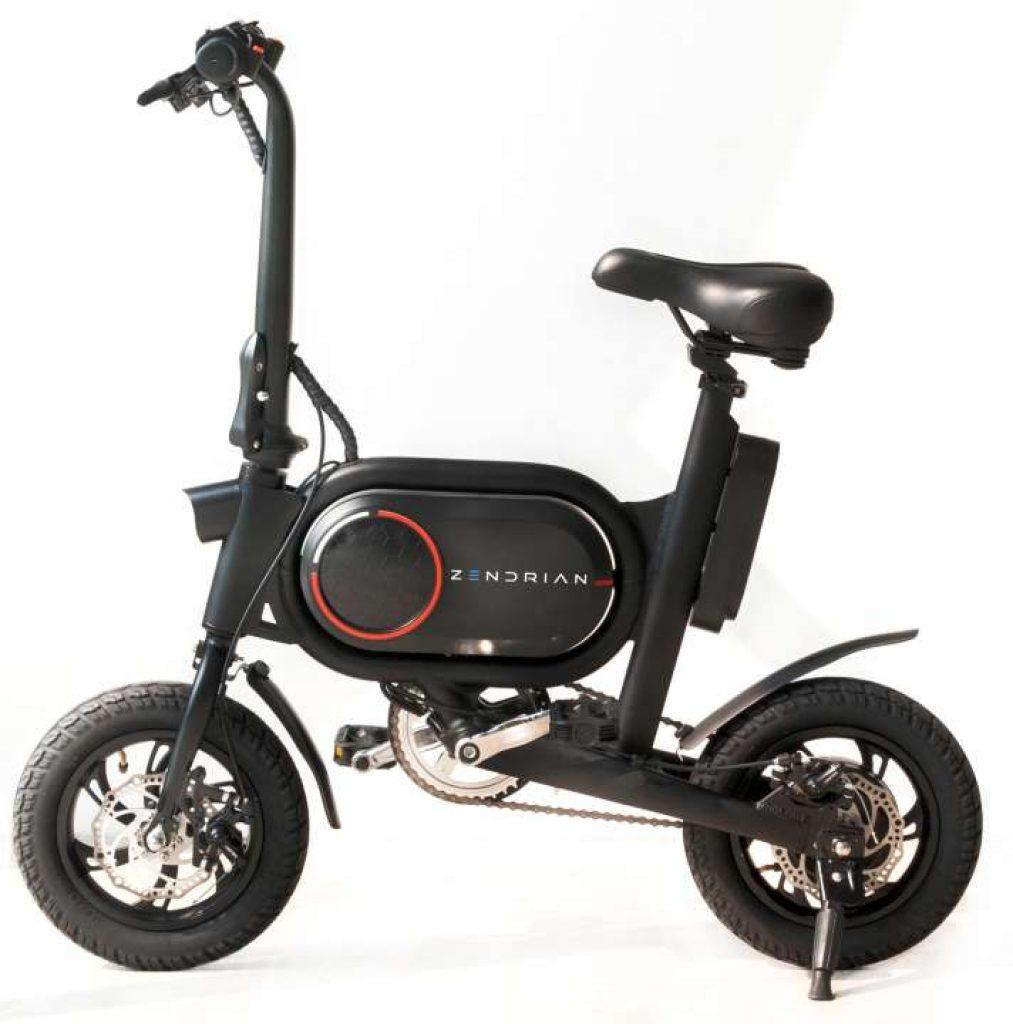จักรยานไฟฟ้า ZYU-2 Smart Electric Bike by Zendrian