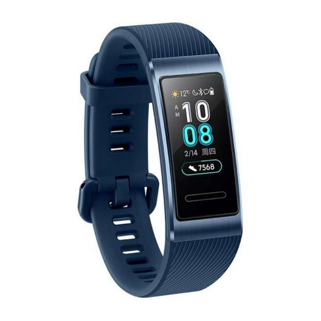 Huawei Band 3 Pro Smartband GPS สายรัดข้อมือเพื่อสุขภาพ