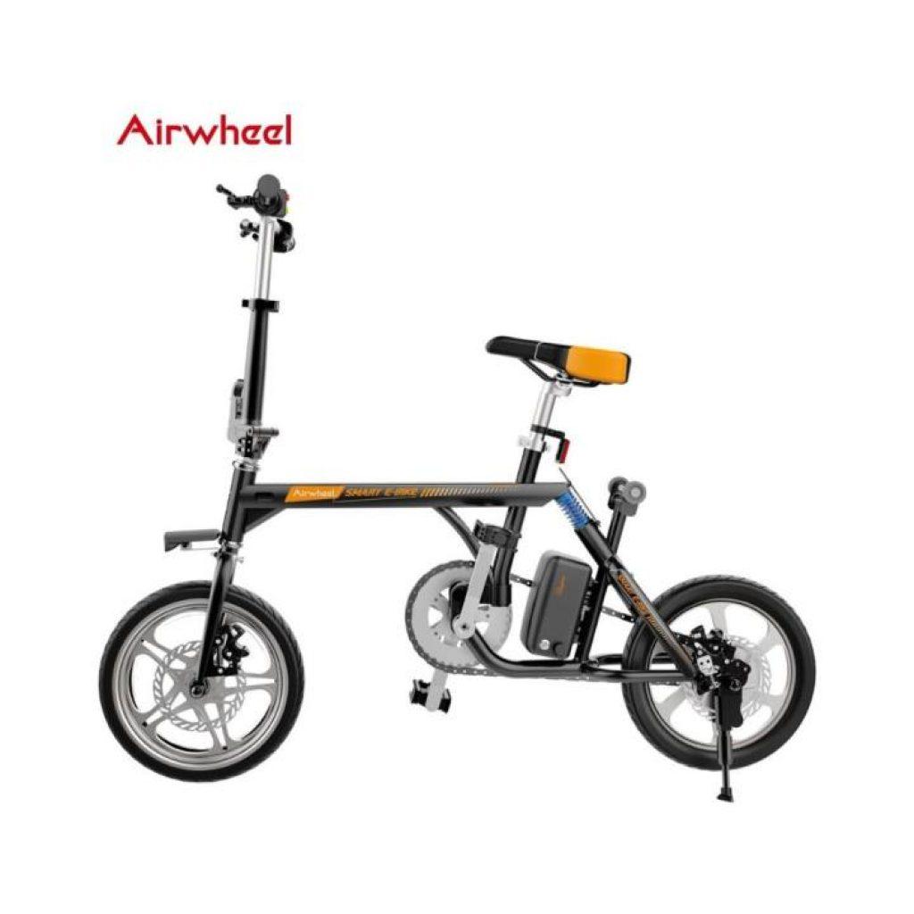 จักรยานไฟฟ้า Airwheel R3 Electric folding smart bike จักรยานไฟฟ้าพับได้