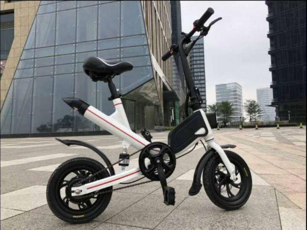 H2 Electric bicycle จักรยานไฟฟ้า H2