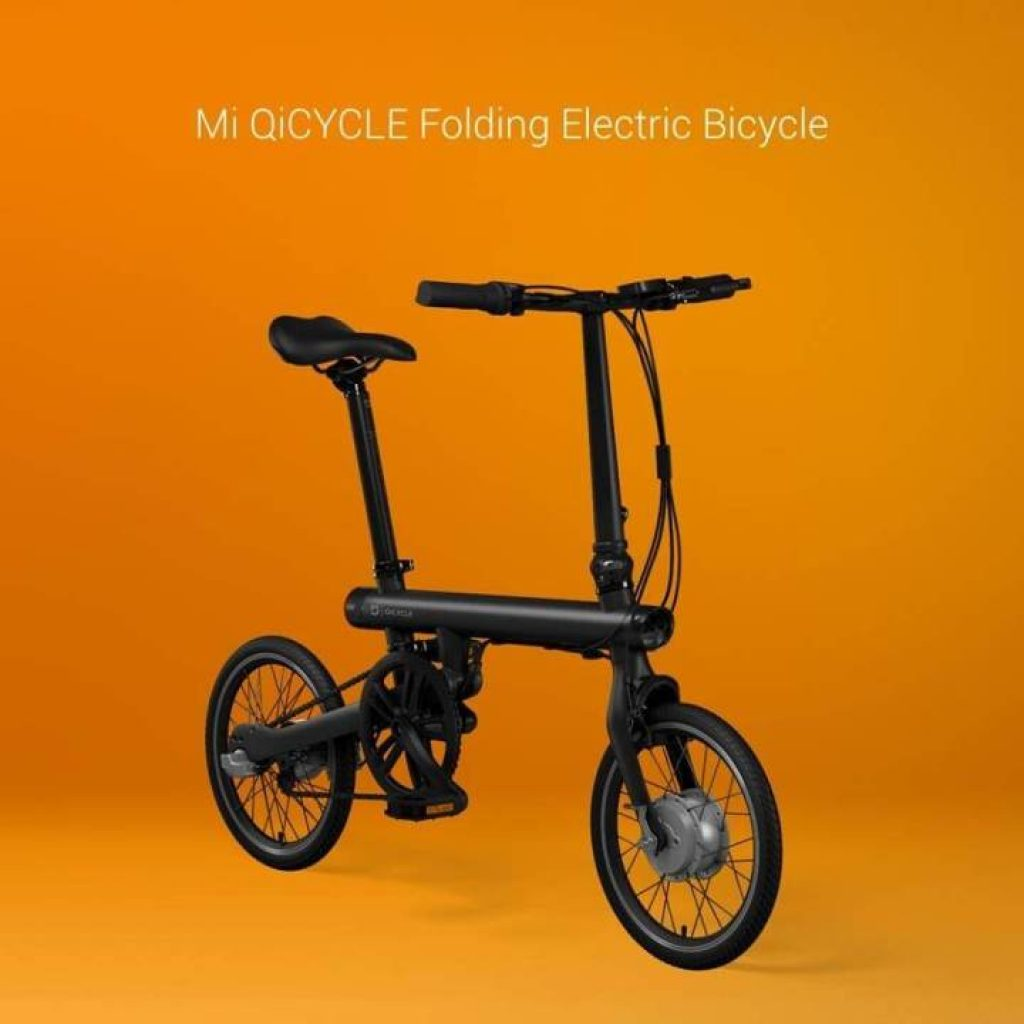 Xiaomi จักรยานไฟ้า พับได้ รุ่น QiCYCLE Smart Bicycle