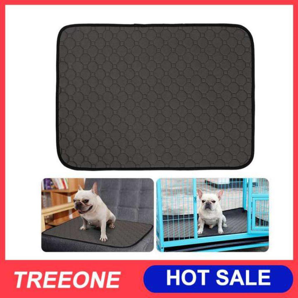 Treeone แผ่นรองฉี่สุนัข สุนัขแผ่นปัสสาวะ Reusable Puppy