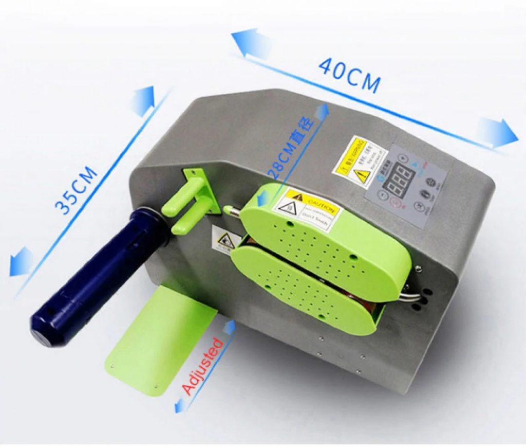 เครื่องทำพลาสติกกันกระแทก แอร์บับเบิ้ล ถุงลมกันกระแทก พลาสติกกันกระแทก Air Bubble