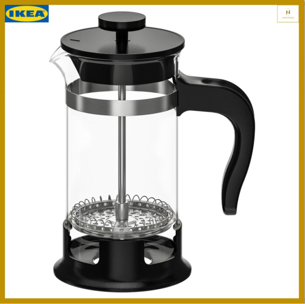 เครื่องชงกาแฟ กาชงกาแฟ สแตนเลส French Press UPPHETTA อุปป์เฮตต้า (IKEA)