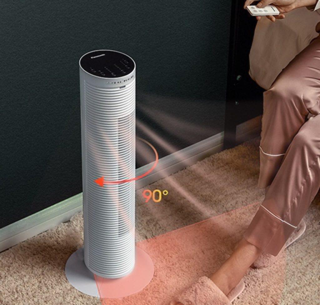 ฮีตเตอร์ Panasonic air Heater household energy-saving electric heating