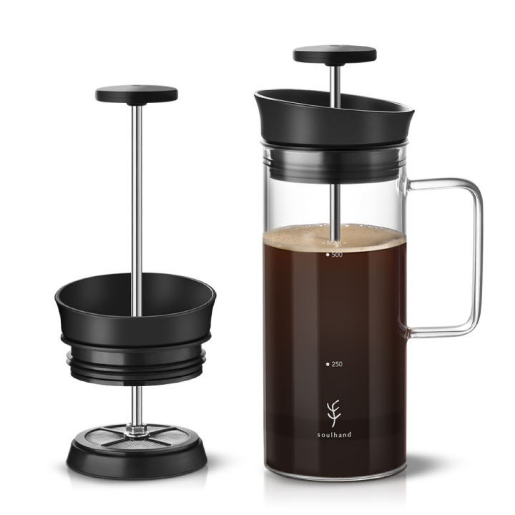 Soulhand French Press Coffee Maker