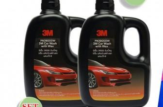 แชมพูล้างรถ ยี่ห้อไหนดี ยอดนิยม เลือกแบบไหนดีเหมาะกับรถคุณ