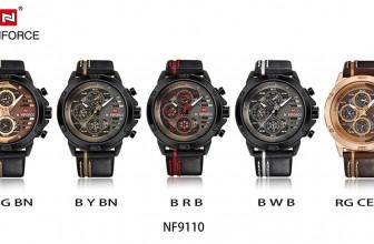 นาฬิกา Naviforce หลายรุ่น แจกคูปองส่วนลด Gearbest เริ่มต้น 300 บาท