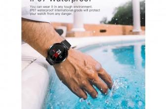 รีวิว smart watch ไม่เกิน 1000 บาท ยี่ห้อไหนดี แนะนำ wlngwear m10