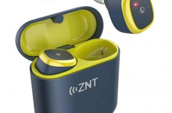 หูฟัง ZNT รุ่นไหนดี หูฟังบลูทูธ TWS 2019 ยอดฮิต 5 อันดับ