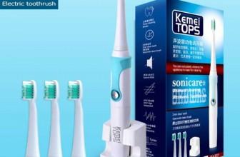 แปรงสีฟันไฟฟ้า เลือกแบบไหนดี เปรียบเทียบ กับแปรงสีฟันธรรมดา