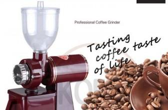 5 อันดับ เครื่องบดกาแฟ ยี่ห้อไหนดี ยอดนิยมสำหรับเปิดร้านและใช้ที่บ้าน
