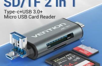 SD CARD READER ยี่ห้อไหนดี รองรับทุก OS จากผู้ใช้พันทิป