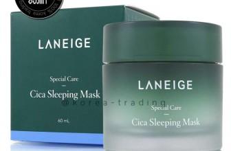 10 อันดับ sleeping mask ยี่ห้อไหนดี ยอดนิยมซื้อ