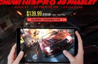 รีวิว Chuwi Hi9 Pro CWI548 4G แท็บเล็ต ใส่ซิมโทรออกได้ tablet ไม่เกิน 5,000 บาท