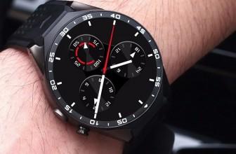 นาฬิกา Kingwear kw88 Smartwatch Gearbest สเปคดีคุ้มค่า