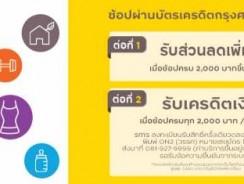 ส่วนลด Shopat24 Krungsri บัตรเครดิต กรุงศรี ส่วนลด Shopat24 กรุงศรี