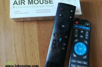Review: รีโมทเสียง Android Box Wireless Air Mouse Voice Remote Control